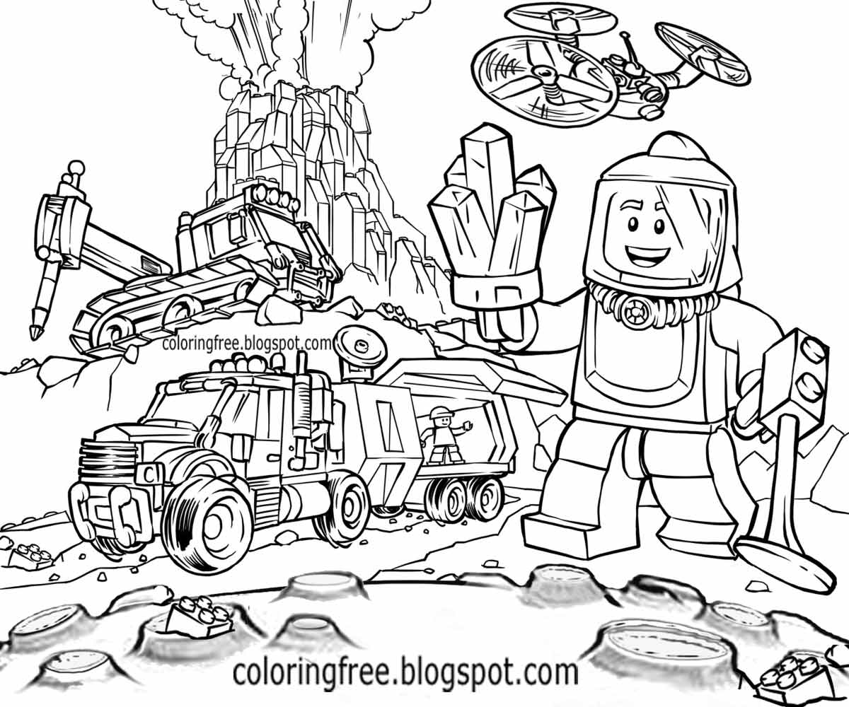 lego city drawing free coloring pages printable pictures to color kids drawing lego city
