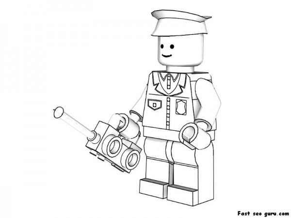 lego city drawing printable lego policeman coloring pages superheroes city lego drawing
