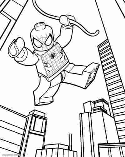 lego coloring picture updated 100 spiderman coloring pages january 2020