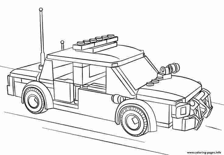 lego police car coloring pages free download lego police car city coloring pages