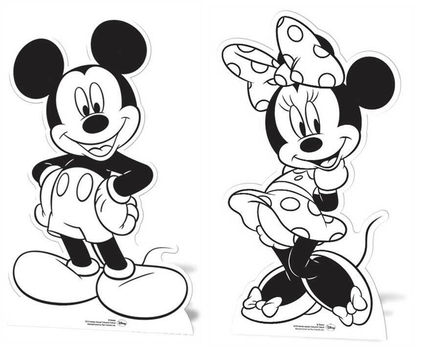 mickey and minnie drawings mickey mouse coloring pages coloring pages for kids mickey and drawings minnie