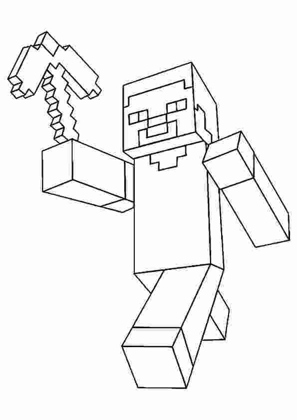 minecraft colouring pages 40 printable minecraft coloring pages
