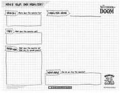 notebook of doom coloring pages 1000 images about scholastic branches on pinterest new doom pages coloring notebook of