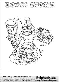 notebook of doom coloring pages skylanders swap force coloring page with the villain doom pages of coloring notebook