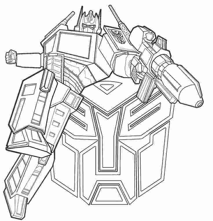 ready 2 robot coloring pages optimus prime transformers coloring pages transformers