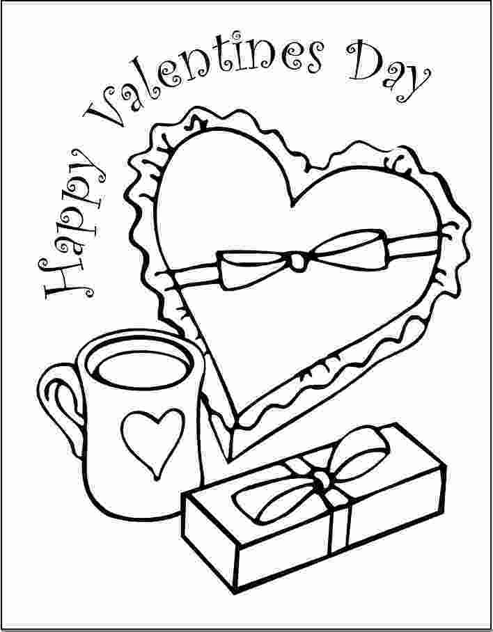 valentines coloring pictures free printable valentine coloring pages for kids 1