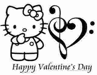 valentines coloring pictures hello kitty valentines coloring pages hello kitty forever