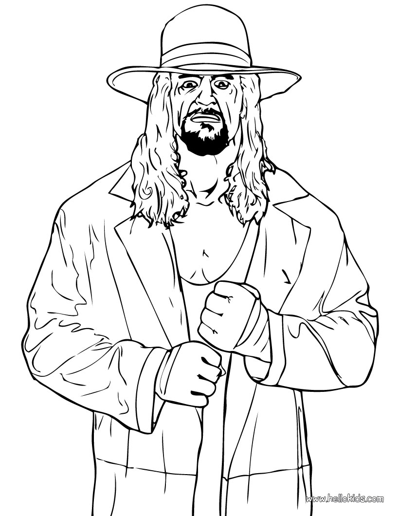 wwe coloring 20 free printable wwe coloring pages everfreecoloringcom wwe coloring
