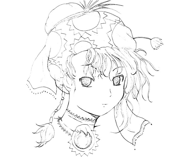 anime girl face coloring pages different anime face coloring pages girl anime face coloring pages