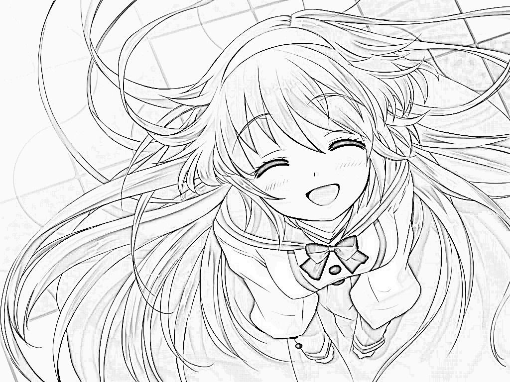 anime girl face coloring pages manga face side view coloring pages pages anime girl face coloring