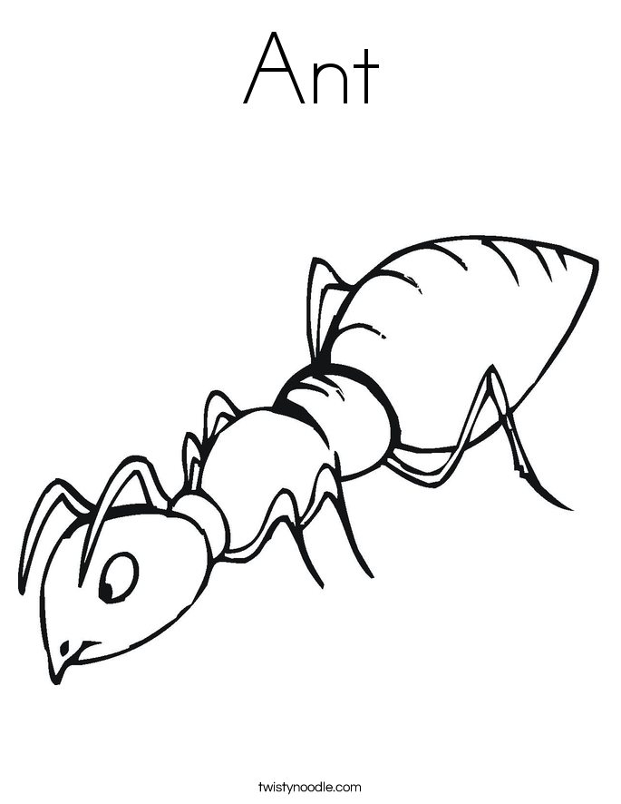 ants coloring pages 17 best images about ant coloring pages on pinterest coloring ants pages