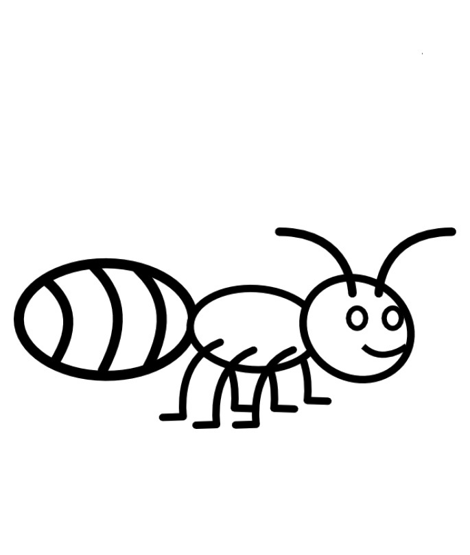 ants coloring pages ant coloring pages getcoloringpagescom coloring ants pages