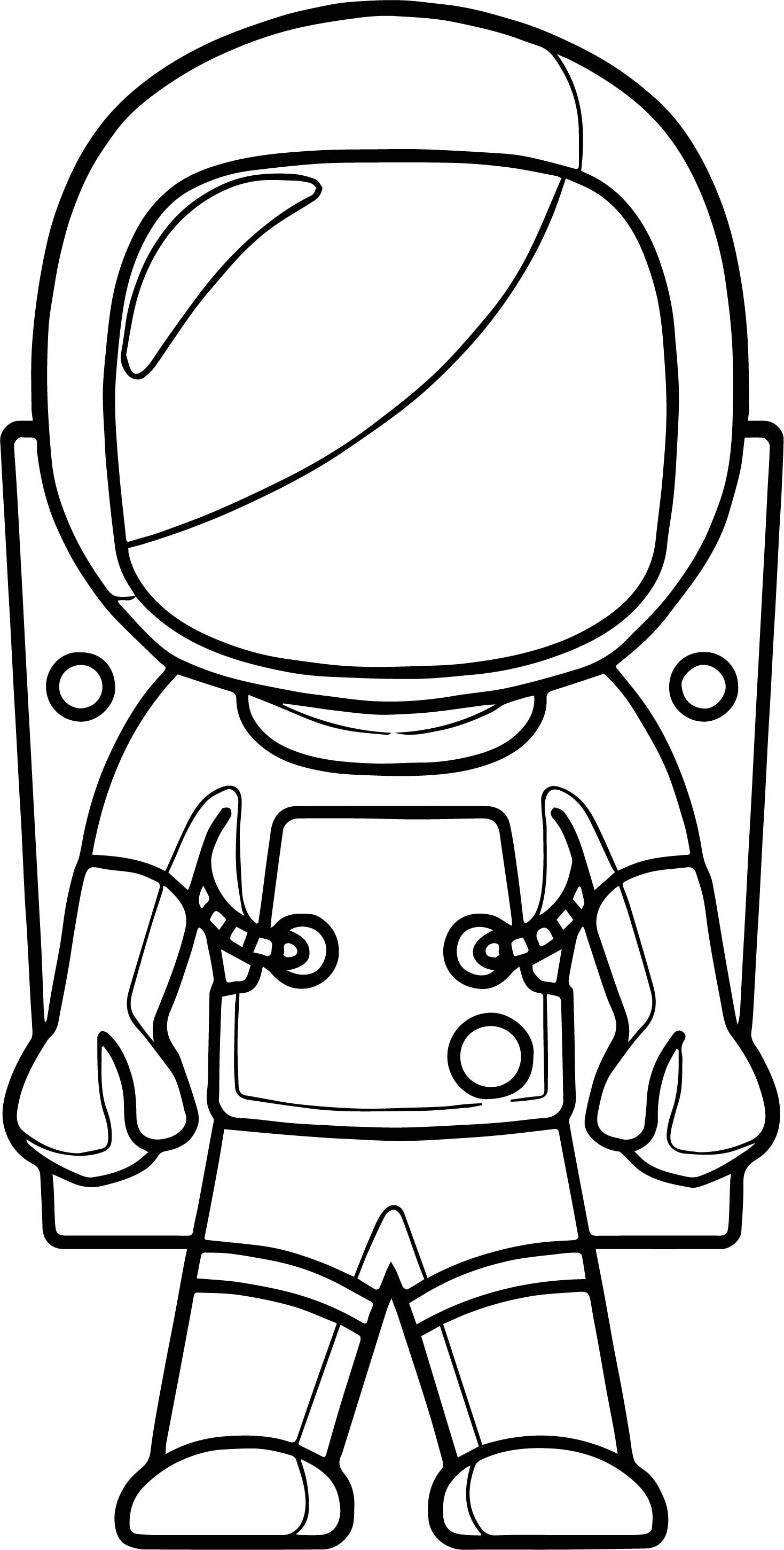 astronaut coloring sheet astronaut front view coloring page wecoloringpagecom sheet coloring astronaut