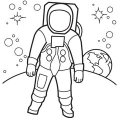 astronaut coloring sheet coloring pages astronaut astronaut sheet coloring