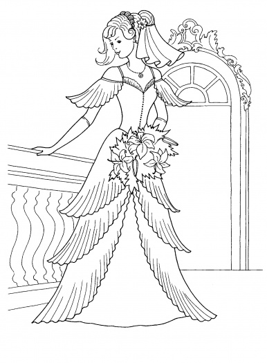 barbie wedding coloring pages free coloring pages barbie coloring pages barbie pages coloring wedding