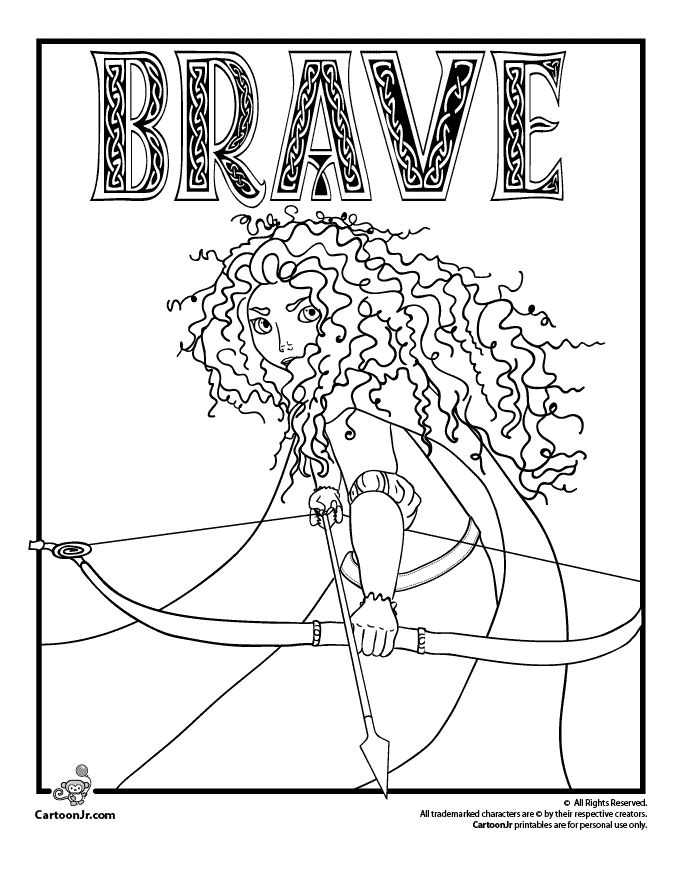 brave coloring brave coloring pages best coloring pages for kids coloring brave