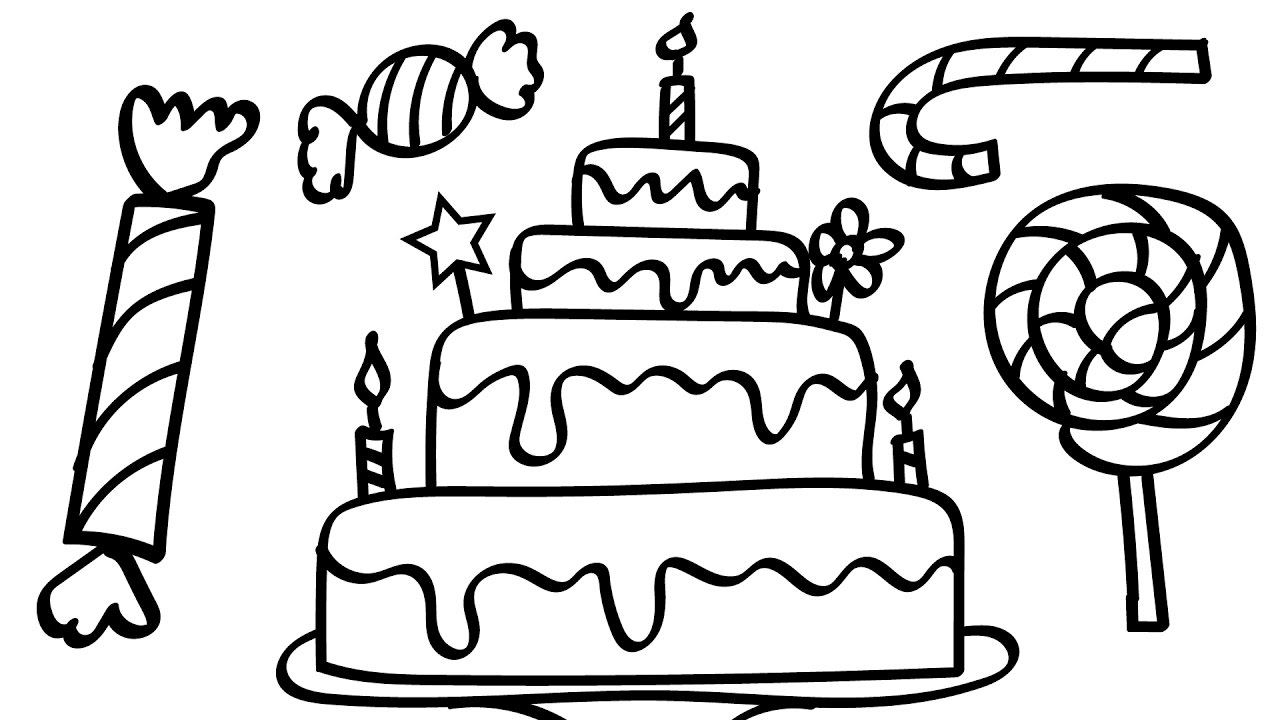 coloring cake pictures printable coloring book pages wedding cake coloring page coloring pictures cake