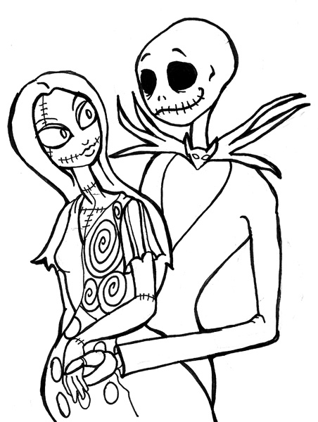 coloring pages nightmare before christmas free printable nightmare before christmas coloring pages coloring christmas before nightmare pages