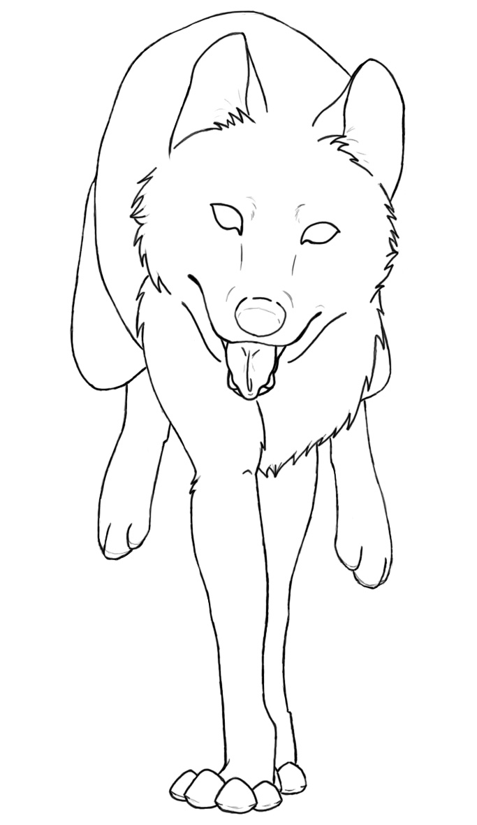 coloring pages of wolves free printable wolf coloring pages for kids animal place pages coloring of wolves