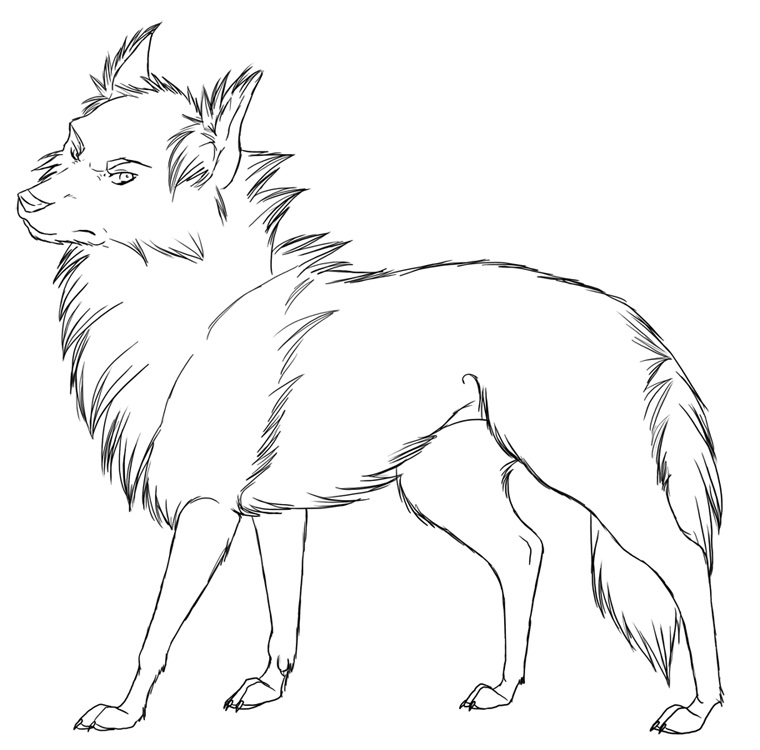 coloring pages of wolves image wolf coloring pagejpg animaljam rush wiki of coloring wolves pages