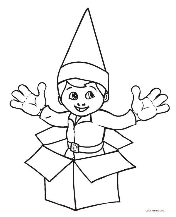 elf christmas coloring pages coloring pages for girls 9 10 free download on clipartmag coloring elf christmas pages
