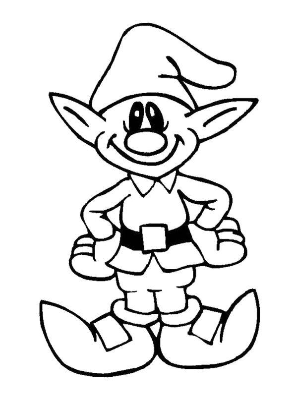 elf christmas coloring pages elf free printable coloring pages coloring elf christmas pages