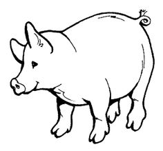 farm pig coloring pages free printable pig coloring pages for kids farm animal coloring pig farm pages