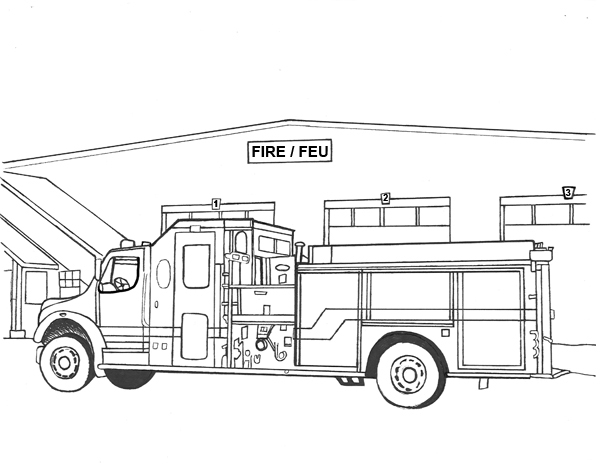 fire engine sketch kids drawing of fire truck coloring page coloring sky engine fire sketch