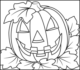 halloween pictures to color pumpkin cute halloween pumpkin coloring picture for kids pictures to pumpkin halloween color