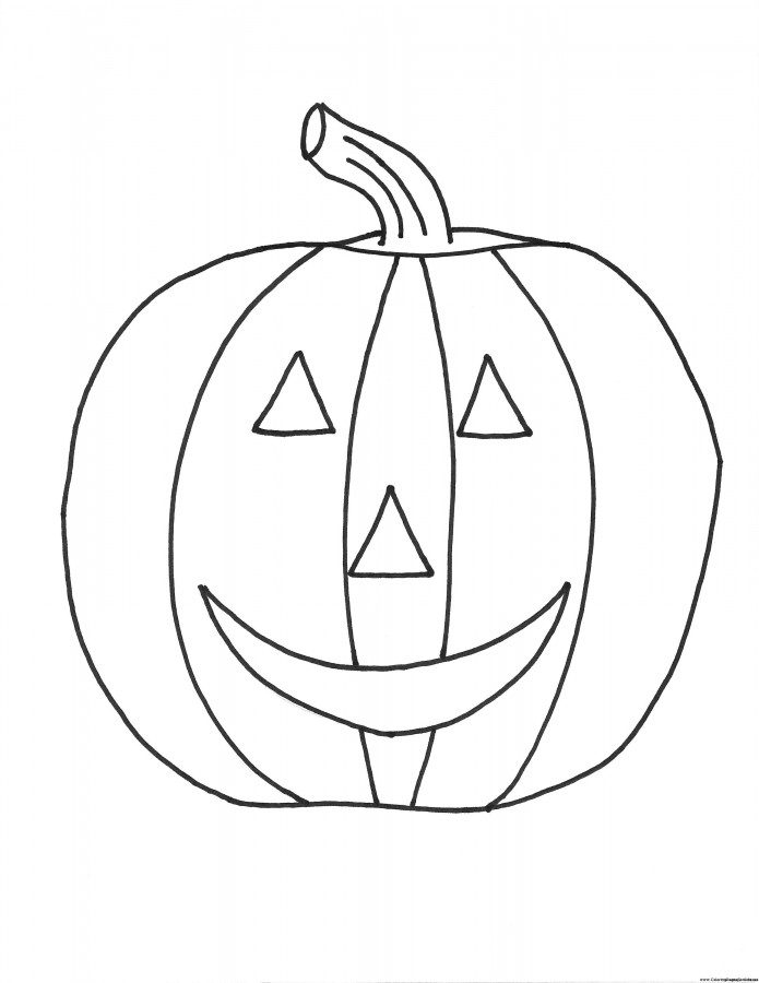 halloween pictures to color pumpkin free printable pumpkin coloring pages for kids halloween color pumpkin to pictures