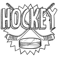 hockey pictures to color 283 best printables sports images in 2019 coloring color pictures hockey to