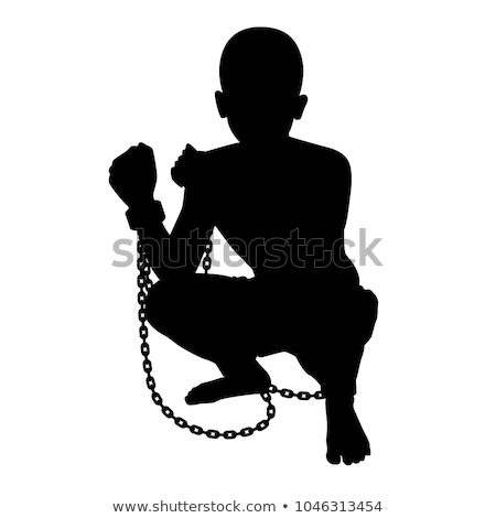 slave silhouette slave silhouette vector stock vector royalty free slave silhouette
