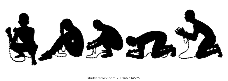 slave silhouette slave worker images stock photos vectors shutterstock slave silhouette