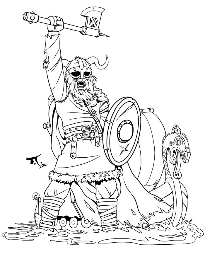 viking coloring pages pin by skadi raven on norse viking art norse tattoo viking pages coloring