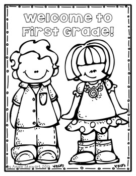 welcome to school coloring sheet free welcome to any grade pre k through 6th grade coloring welcome school to sheet