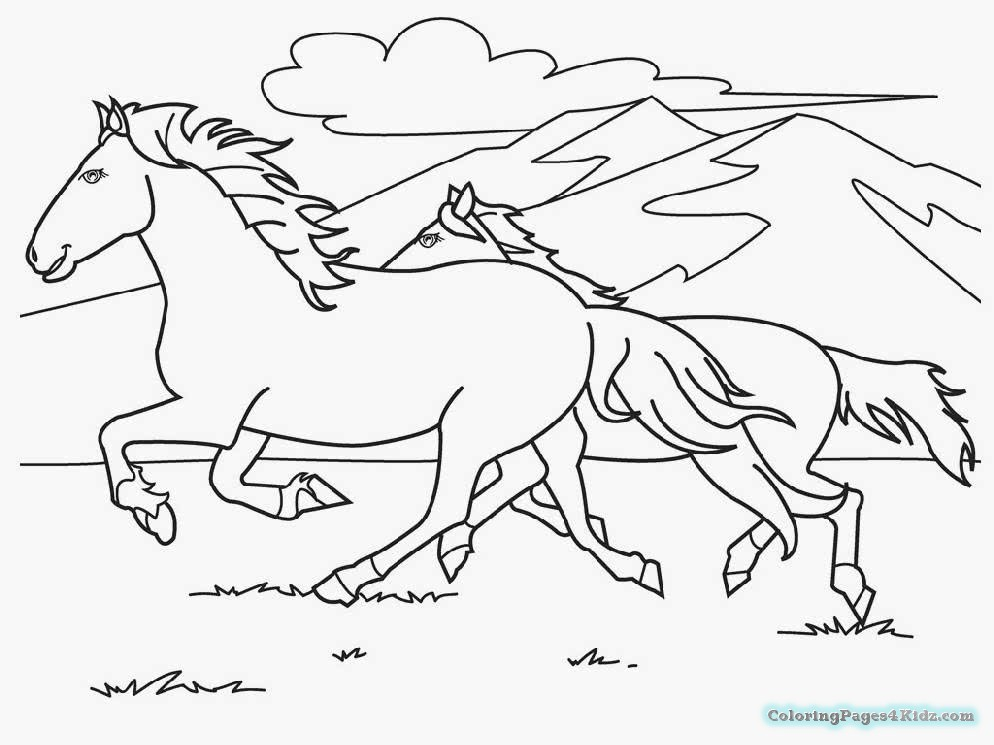 baby horse coloring pages top 55 free printable horse coloring pages online pages horse baby coloring
