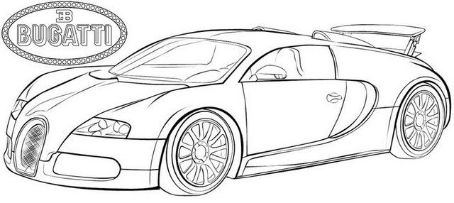 bugatti car coloring page bugatti coloring pages to download and print for free car bugatti page coloring