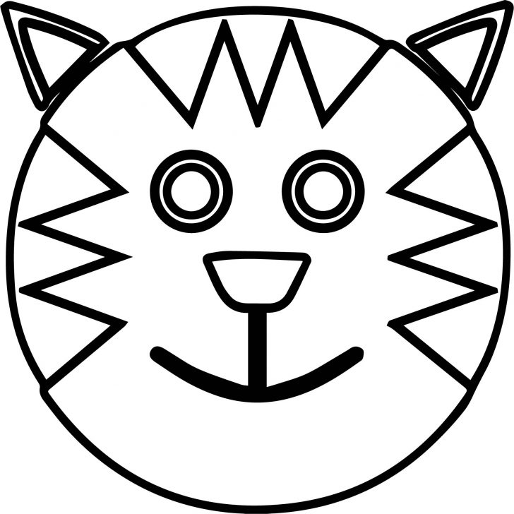 cat face coloring page 9 cat coloring pages jpg ai illustrator download face page coloring cat