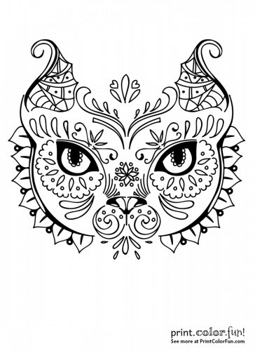 cat face coloring page cat coloring pages free download best cat coloring pages page coloring cat face