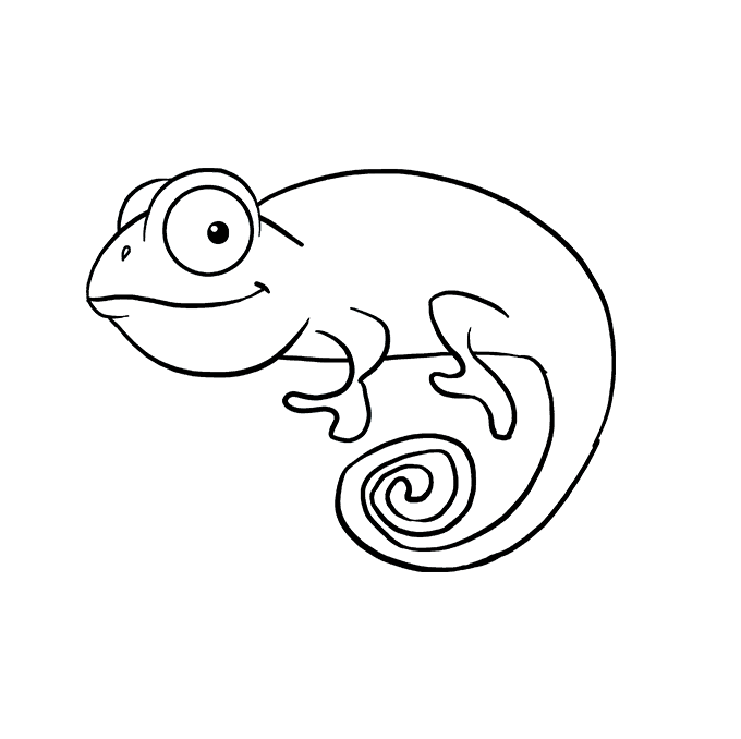 chameleon drawings digital drawing the chameleon 2016 coster graphics drawings chameleon