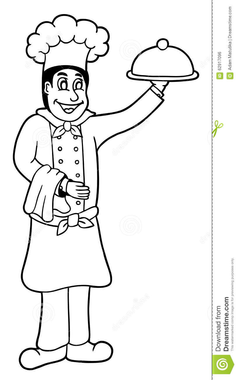 chef coloring page cooking chef coloring page free printable coloring pages chef coloring page