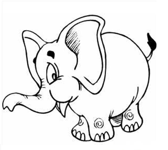 coloring elephant elephant coloring pages sheets pictures coloring elephant 1 1