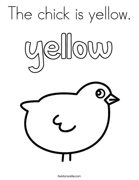 coloring pages yellow color fun at primarygamescom yellow pages coloring