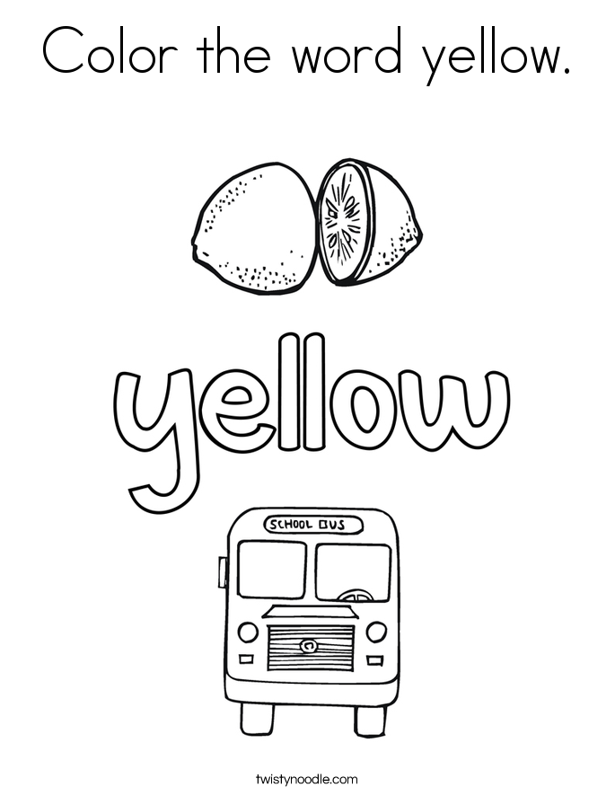 coloring pages yellow coloring pages yellow pages yellow coloring