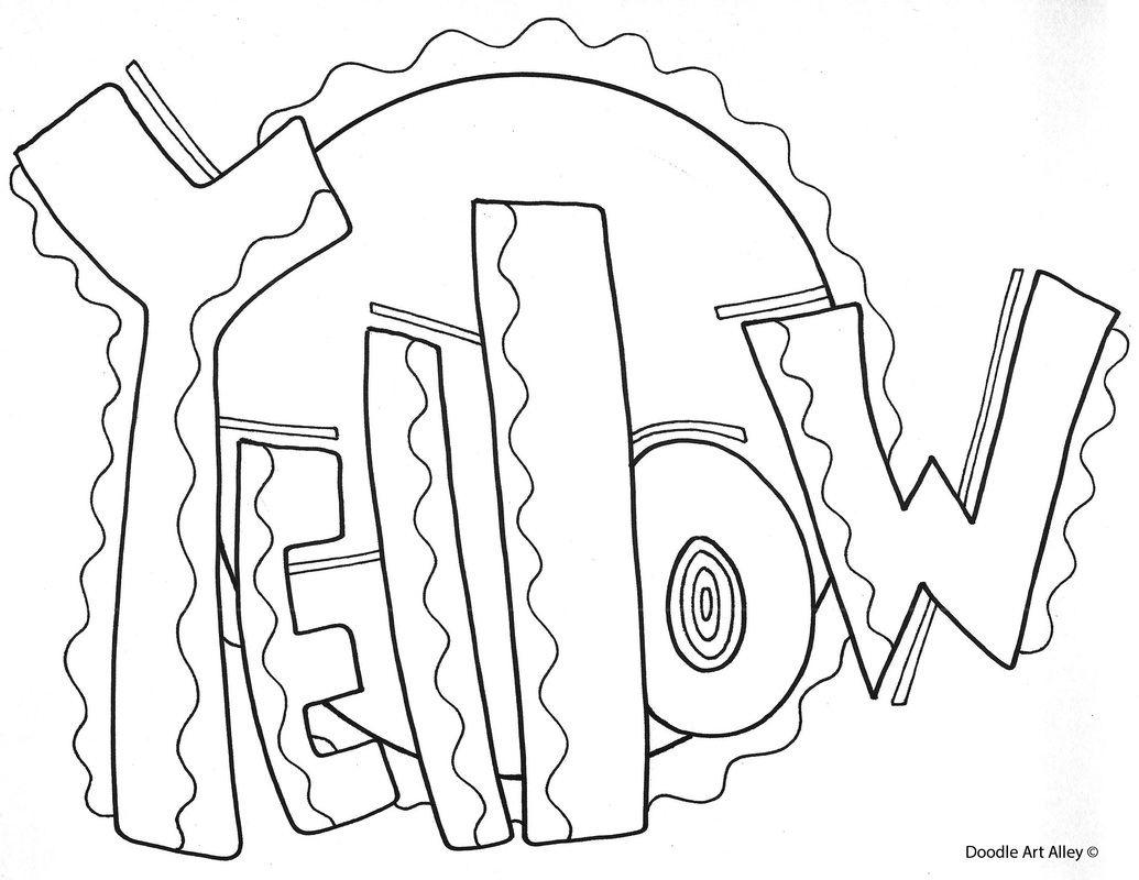 coloring pages yellow y is for yellowcolors yellow1gif 718957 pixels yellow pages coloring