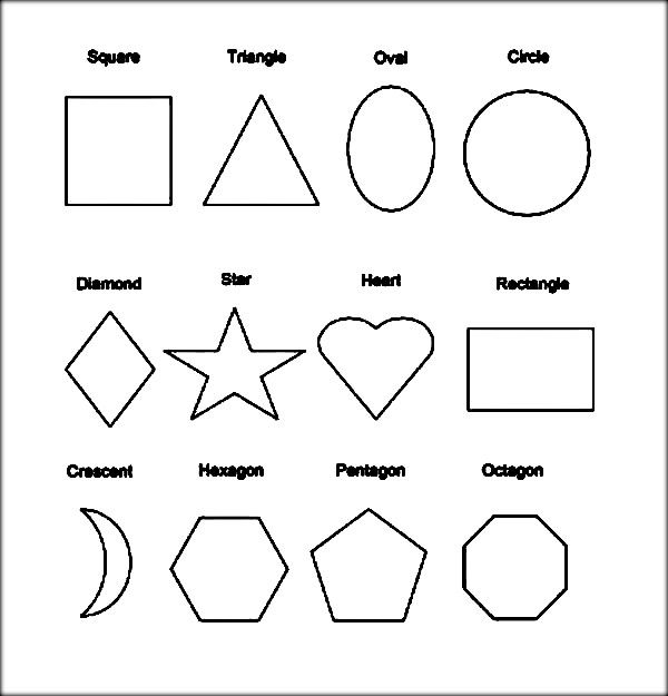 coloring pictures with shapes color the shapes color shapes printable coloring with shapes pictures coloring