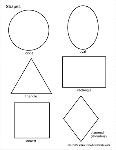 coloring pictures with shapes free printable geometric coloring pages for kids pictures with coloring shapes