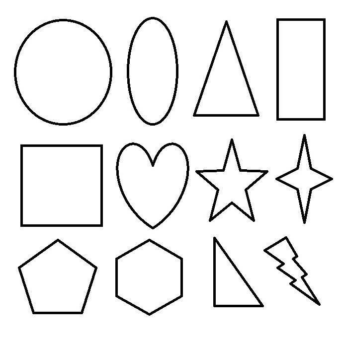 coloring pictures with shapes geometric shapes coloring pages coloring pages to with coloring shapes pictures