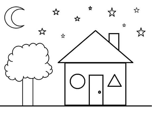 coloring pictures with shapes printable shapes coloring pages for kids cool2bkids coloring shapes pictures with