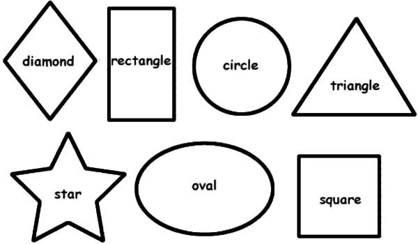 coloring pictures with shapes shapes coloring sheets google search shapes week 12 pictures with shapes coloring